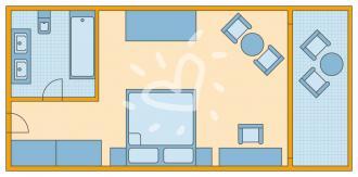 Doppelzimmer Economy