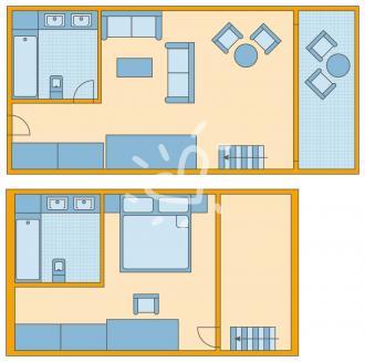 Hills Suite