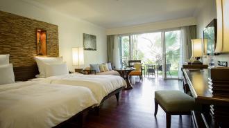 Doppelzimmer mit Terasse