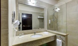 Doppelzimmer Superior Badezimmer