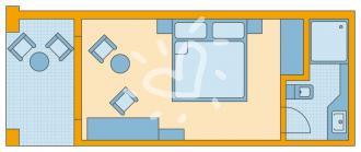 Doppelzimmer Typ1