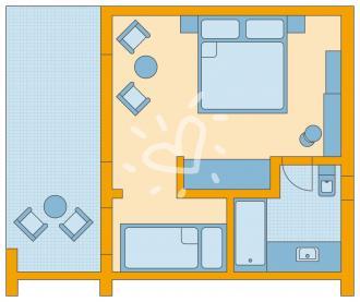 Familienzimmer Typ1