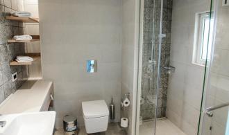 Badezimmer Doppelzimmer Meerseite