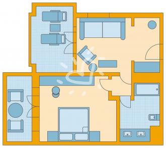 Familienzimmer Haupthaus