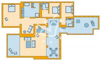 Präsidenten-Suite Meerseite